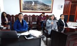 Alcaldía de Pasto presentó ante el Concejo Municipal, informe final del comité de seguimiento de la ley 1257 del 2008